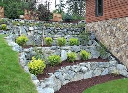 build a retaining wall on a slope how to build a retaining wall on a slope build a retaining wall on a slope how