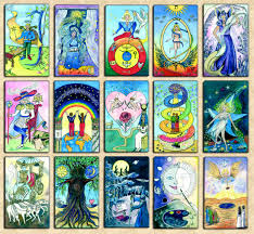 tarot readings choose ten cards to see your future with the latin tarot