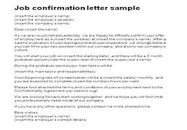 Sample Letter Confirming Employment Best Photos Of Work Confirmation Letter Template Employment