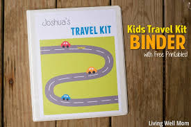 taking a road trip with the kids check out how to make this easy travel