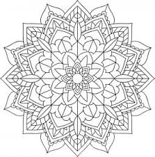 Here kids can color their own mandala filled with dogs, cats, and other cute. Discover Our Free Printable Mandalas 100 Mandalas Zen Anti Stress