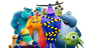 Monsters at Work Disney+ Series Full ...