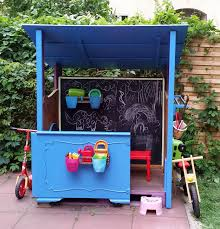 my diy upcycled s pallet wood playhouse