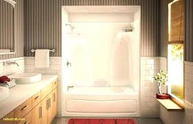 home depot drop in tub bathtub shower combo one piece units tubs with multi dro one piece tub