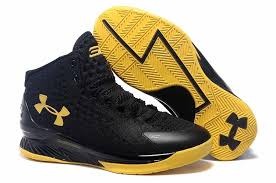 under armour shoes stephen curry 2016. men\u0027s under armour ua stephen curry one championship mid basketball shoes black/yellow 2016