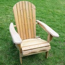 merry garden foldable adirondack chair wooden outdoor wood rocking