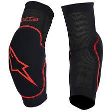 Alpinestars Knee Pad Size Chart Paragon Elbow Protector