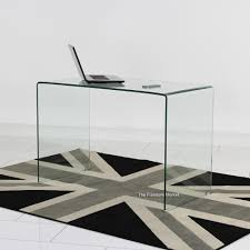 Best Small Glass Desks 32 On Home Wallpaper with Small Glass Desks