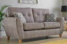 maya fabric 2 seater sofa
