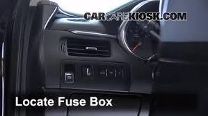 chevrolet impala interior fuse check chevrolet locate interior fuse box and remove cover