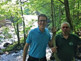 Take To The Woods With Newtown's Expert Trail Builder | Newtown, CT Patch