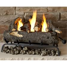 inspiring gel fuel fireplace insert of real flame 18 oak log set 2610 gel fuel