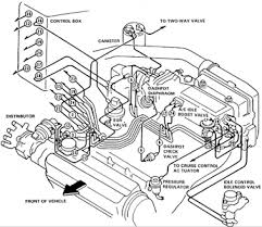 solved 1991 honda accord heater hose diagram fixya vacuum hose routing diagram honda accord 1987