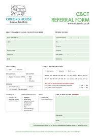 dental referral form template download cbct referral form pdf oxford house dental practice
