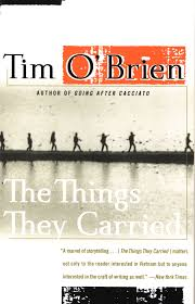 "the textual ""truth"" behind tim o brien s the things they carried  kiowa and the character tim o brien who survived his tour in vietnam to become a father and writer the ransom center holds the author s archive"