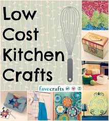Craft For Kitchen 53 Low Cost Kitchen Crafts Favecraftscom