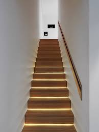 Funky stair lighting idea