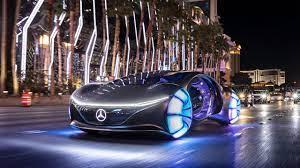 2020 Mercedes-Benz Vision AVTR Concept ...