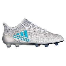 adidas x 17 1. adidas x 17.1 fg - men\u0027s soccer shoes footwear white/energy blue/clear grey 17 1