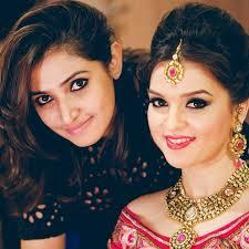 shruti sharma makeup artist delhi