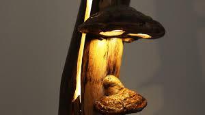 Making of: Natural <b>Mushroom Lamp</b> (long Version) - YouTube