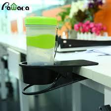 plastic office desk. Plastic Home Office Desk Cup Clip Holder Table Drink Coffee Mug Storage Racks Shelf W