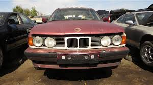 BMW Convertible how much is a bmw 525i : Junked 1993 BMW 525i Touring | Autoweek