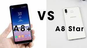 So sánh Galaxy A8 Star với A8+, nên chọn máy nào - Nghenhinvietnam.vn -  YouTube