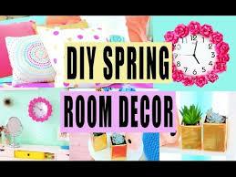diy spring room decor you