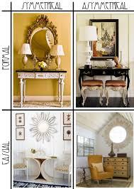 Symmetry Vs Asymmetry In Interior Design Divine Consign Symmetrical Vs Asymmetrical Design