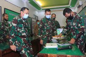 We did not find results for: Tim Mabesad Doktrin Tni Ad Lakukan Wasev Di Kodim Martapura Pelopor Wiratama