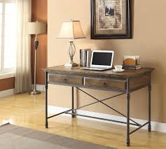 rustic and bold the bedford desk features the natural charm of reclaimed writing