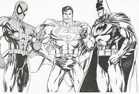 Pinte uma cena com os heróis batman e super homem, escolhendo as cores na palheta à direita do cenário e depois clicando em partes específicas do cená. Free Printable Batman Coloring Pages For Kids