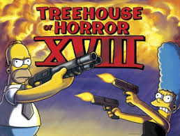 Fan Forum The Simpsons Treehouse Of Horror XVIII  IGNSimpsons Treehouse Of Horror Xviii