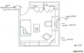 small home office floor plans. Interesting Idea 6 Home Office Plans Layouts Small Layout Zampco Floor A