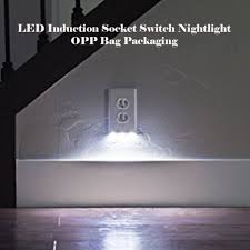 Light Switch With Night Light Built In Us 2 72 26 Off Built In Night Light Easy Installation Product Night Angel Night Light Switch Light Socket Night Light Led Sensor Light On Aliexpress
