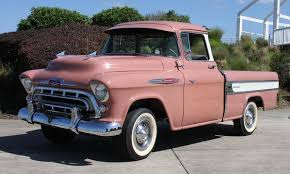 Hemmings Find Of The Day 1957 Chevrolet Cameo Carri
