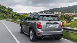 Mini Countryman Cooper S E All4 (2017) plug-in hybrid review by ...