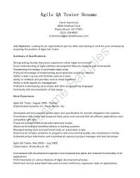 Quality Assurance Resume Samples – Resume Tutorial