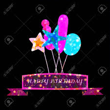 Image result for happy birthday images shining