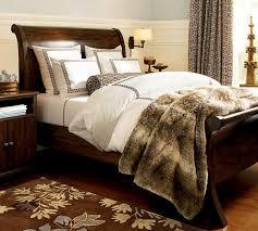 Beautiful Sleigh Beds Design Ideas