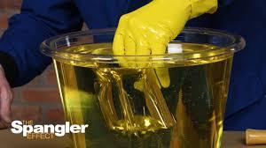 amazing way to repair broken glass incredible science trick