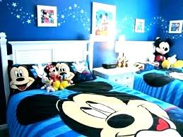 mickey mouse bedroom accessories mickey mouse bedroom accessories room ideas clubhouse bed bedding set full size