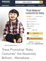 Prime History Chart Amazon Prime Baby Costume Baby Browsing History Todays