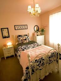 Shabby Chic Teenage Bedroom Soft Pink Wall Color With Shabby Chic Bed Frame For Teen Bedroom