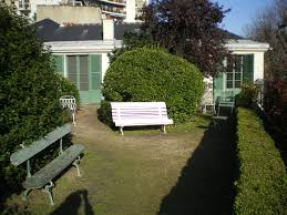 David Burke Kitchen Garden I Prefer Paris David Burkes Writers In Paris Balzacs Hideaway