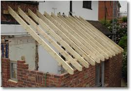 the last job of the day was to cut ends joists so that soffit board can be attached this takes a little care as mistake prove how build roof t6