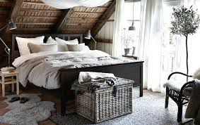 cozy furniture brooklyn. Cozy Furniture Has Rustic Bedroom Like Bed Frame In Black Brown Stained Solid Pine . Brooklyn W