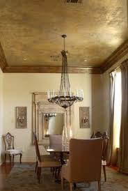 hallway finally. And Finally, Want Just A Little Bling On The Ceiling? This Stenciled Approach May Be For You. I\u0027ve Seen It Before Second Floor Hallway Ceilings Finally