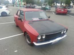should i buy it ka powered datsun grassroots the wiring looks like a rat nest the fuel pump and cooling fan are on a switch it has only lap belts prelude seats etc